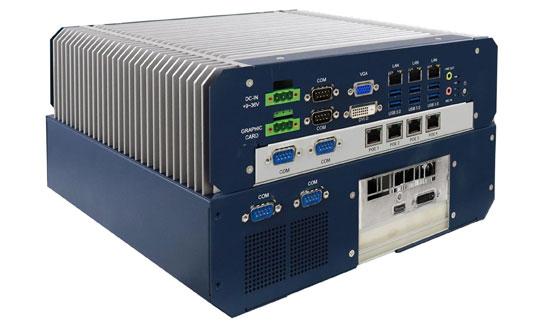 PicoSYS 4614 KI – Geballte Rechenleistung für KI-Anwendungen im industriellen Umfeld