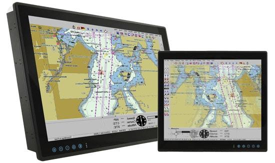 Panelmaster XX90 – Panel PCs für den Einsatz im maritimen Umfeld